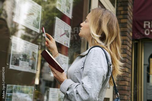 Fotografiet  Real estate offers