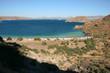Remote camping on Playa El Coyote, Baja California Sur, Mexico