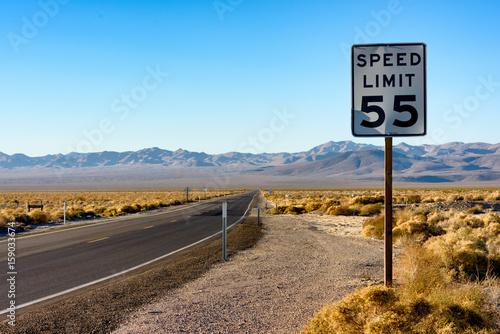 Fotografía Desert Highway
