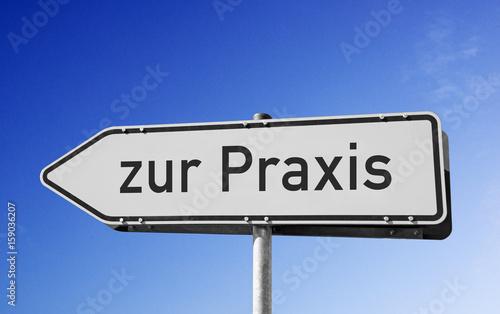 Fotografía  Wegweiser Praxis
