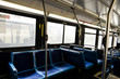 In an Empty Bus