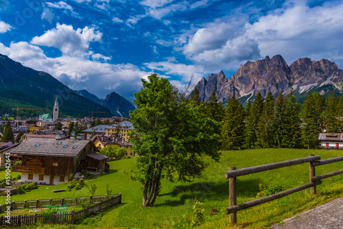 Photo Cortina d'Ampezzo Dolomiten