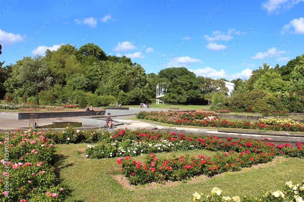 photo art print lille france jardin des plantes abposterscom - Jardin Des Plantes Lille