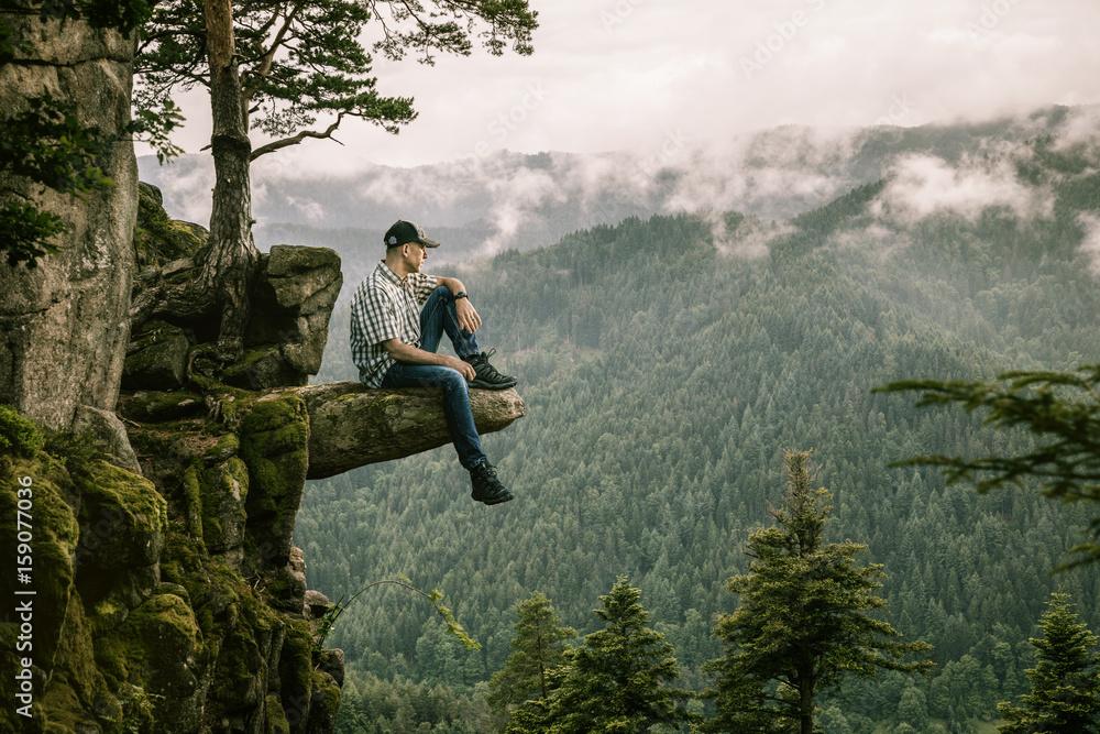 Fototapety, obrazy: Aussicht im Schwarzwald