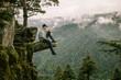 Aussicht im Schwarzwald