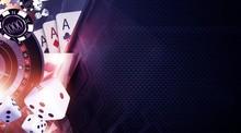 Vegas Games Background