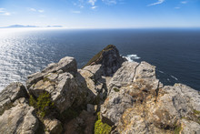 Cape Point View Over Sea, Sout...