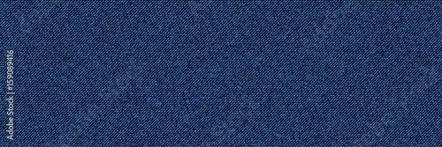 Blue Denim Textile background Illustration Fototapet