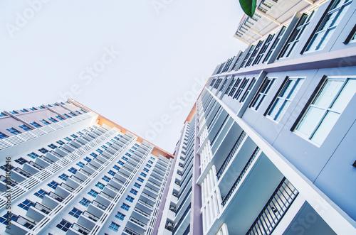 apartment building room liveing area , vintage tone Wallpaper Mural