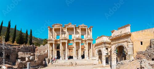 Photo Celsus Library in Ephesus, Turkey