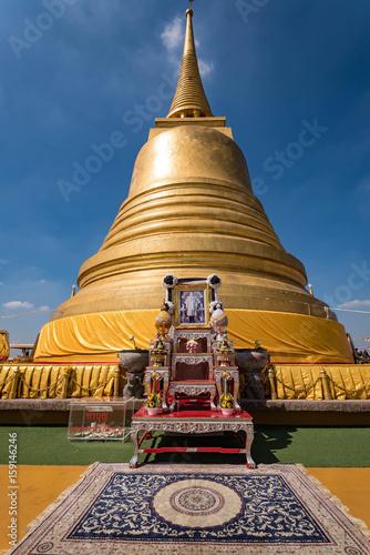タイ・バンコクのワット・サケット(黄金の丘)