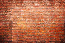 Texture Vintage Brick Wall, Ba...