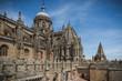 Panorama hermoso de Salamanca, vea de Catedral, España