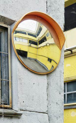 Foto op Aluminium Arctica Mirror review on the road