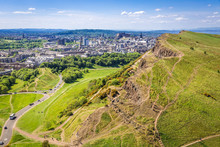 Arthur's Seat, Edinburgh, Scot...