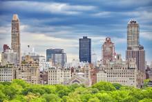 Upper East Side Of Manhattan S...