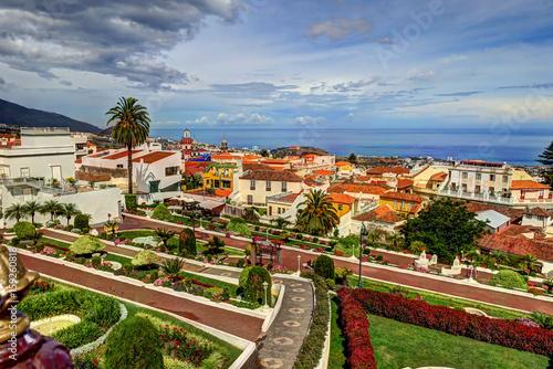 Fototapeta La Orotava, Tenerife, Canary Islands obraz na płótnie