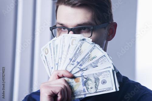 Fotografía  I love a money
