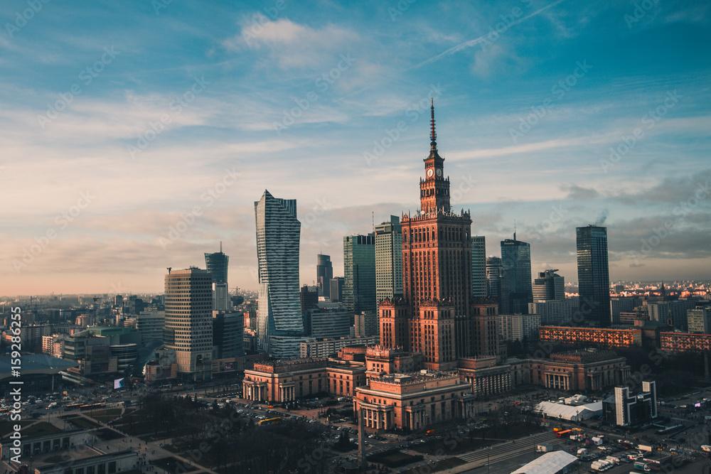 Fototapety, obrazy: Warsaw