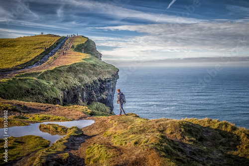 cliffs of moher Fototapete