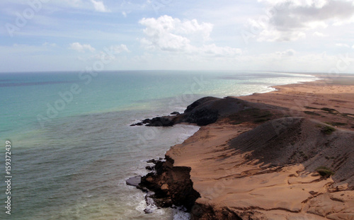Cabo De La Vela La Guajira Colombia Buy This Stock Photo And