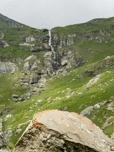 View from Bucegi mountains, Romania, Bucegi National Park Poster