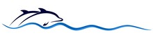Logo Of Dolphins.