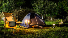 Romantic Evening With A Tent A...