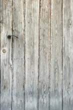 Weathered Wood Barn Door Texture