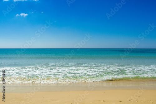 Staande foto Strand plage
