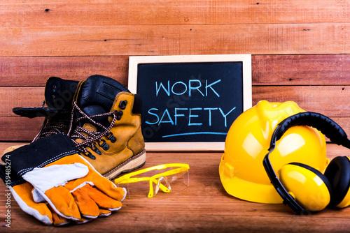 Fotografie, Obraz  safety standard