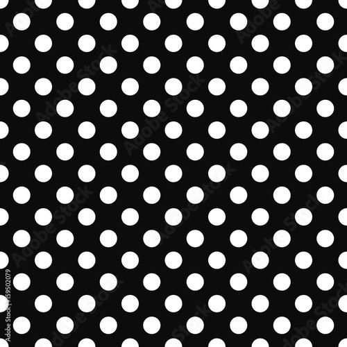 Tapety Kropki bezszwowe-tlo-retro-z-bialymi-kropkami