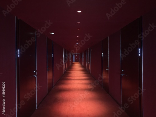 Foto Red Carpet Hallway