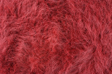 Red Fur Texture