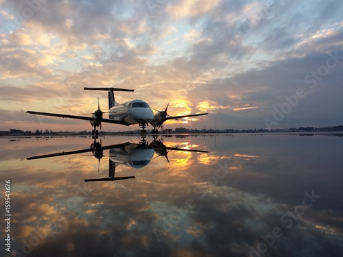 Plakaty airplane