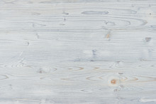 Light Blue Jean Vintage Wood Texture. Top View, Wooden Board.