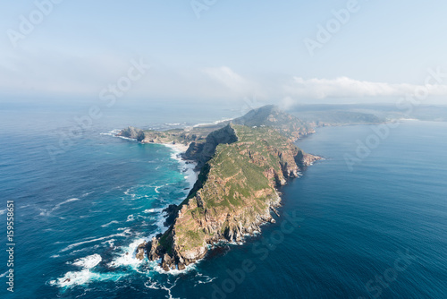Canvas Prints South Africa The famous Cape Point (South Africa)