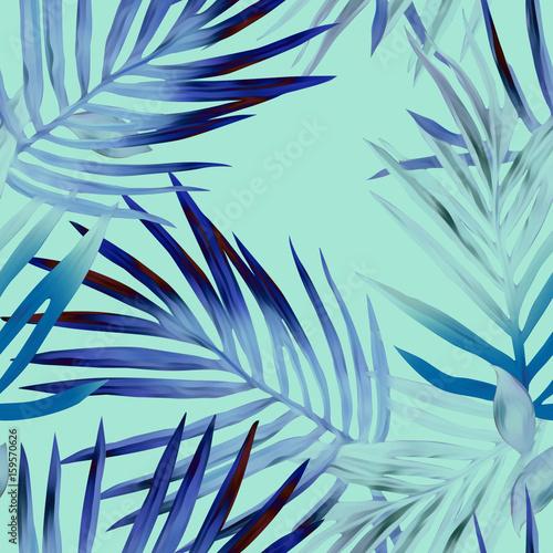 wzor-lisci-palmowych