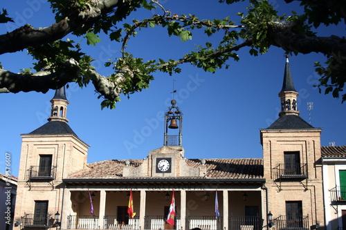 Town Hall of Burgo de Osma, Soria, Spain
