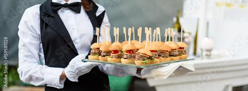 Fotografie, Obraz  Catering service