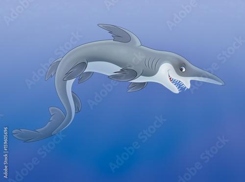 Photo Goblin shark
