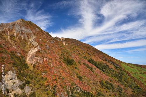 Fototapety, obrazy: Mountain in Autumn