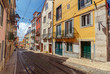 Lisbon. Old streets.