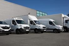 Van Transportation Truck Park