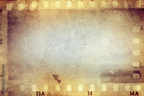 Photo  Film strips background