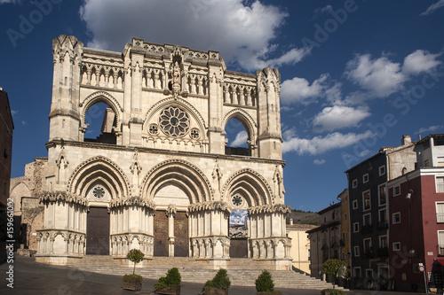 Catedral de Santa María y San Julián de Cuenca, España