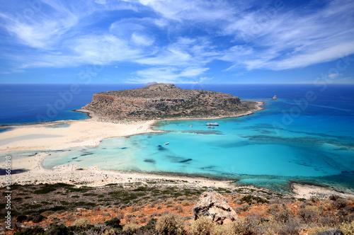 Zdjęcie XXL Laguna Balos - Kreta, Grecja