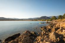 Rocky Coastline And Lozari Bea...