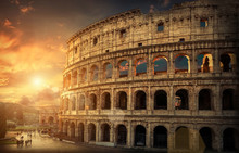 Rome, Italy.One Of The Most Po...