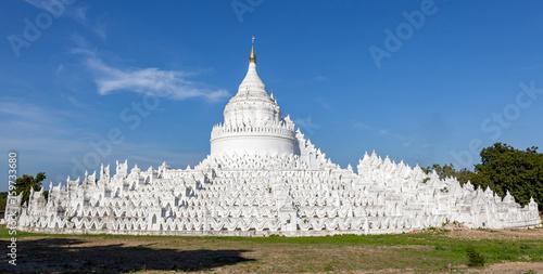 Mya Thein Tan Pagoda. Poster